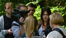 Warsztaty dziennikarskie dla młodzieży